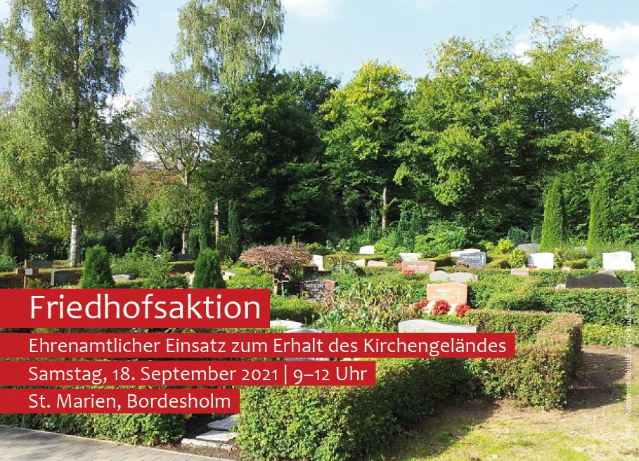 Friedhofaktion