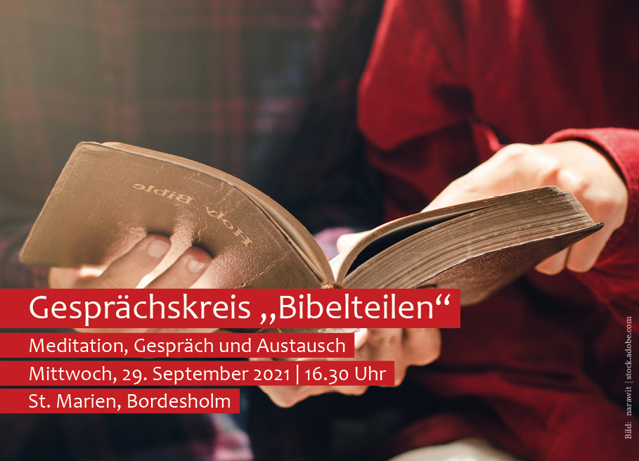 Gesprächskreis Bibelteilen